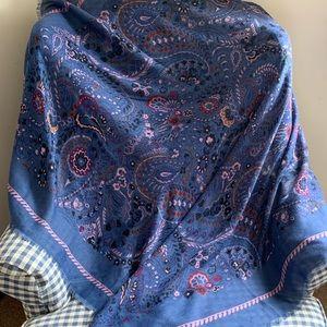 LOFT Colorful Wrap
